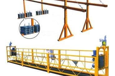 elevador eléctrico para plataforma suspendida e poleas eléctricas tipo cd1